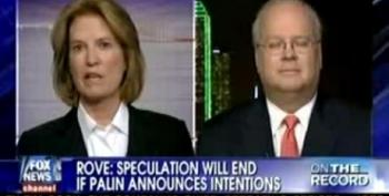 Fox News Cuts Off Rove After He Calls Palin Thin-Skinned