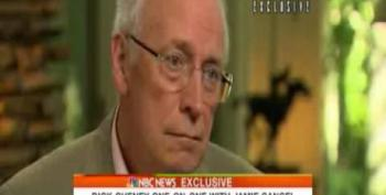 Cheney 'Strongly Supports' Continued Use Of Waterboarding