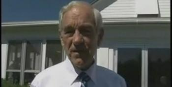 Ron Paul Thinks Hurricane Aid Is Wasteful, Touts Return To 1900
