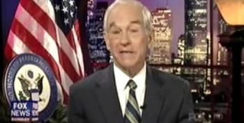 Ron Paul Calls For Spending Cuts Before Hurricane Relief