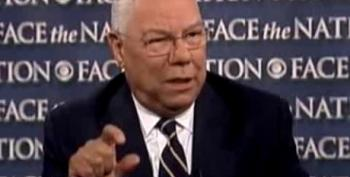 Powell Compares Cheney's Book To 'Supermarket Tabloids'