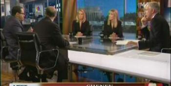 Meet The Press Panel Discuss Cheney Memoir