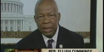 Rep. Elijah Cummings: GOPers Don't Want Obama To Accomplish Anything