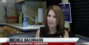 Bachmann Calls To Drill The Everglades 'Responsibly'