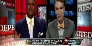 Fox Business Host Accuses Bill Nye Of 'Confusing Viewers' With Science