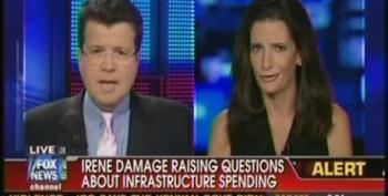 Cavuto And Obenshain Push For Ryan's Budget Cuts To Infrastructure In The Aftermath Of Hurricane Irene