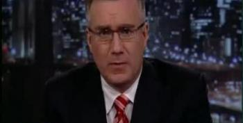 Olbermann: Pima County GOP Chair A 'Human-Shaped Pile Of Feces'