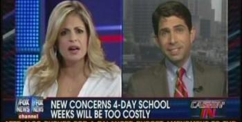 Fox's Hoenig: Children Would 'Do Better On The Streets' Than In Union Dominated Public School System