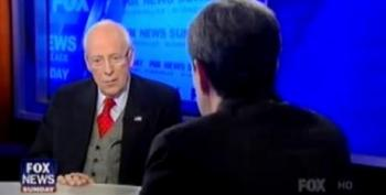 Fox News' Chris Wallace Asks Cheney If The Media Is Too Liberal