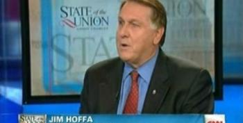 Teamster's Hoffa: President Obama Should Challenge Patriotism Of Corporations Sitting On The Sidelines