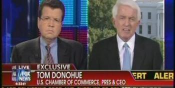 Donohue Tells Cavuto: Businesses Will Hire When There Is Certainty