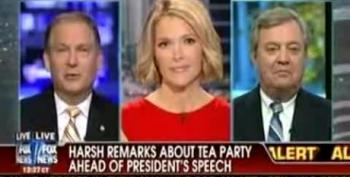Fox News Concerned About 'Hate Speech' From Obama Supporters