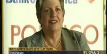 Janet Napolitano Slams Drudge: 'He's Just Wrong'
