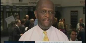 Herman Cain Finds His Talking Points Challenged Post-Debate By MSNBC Prime Time Hosts