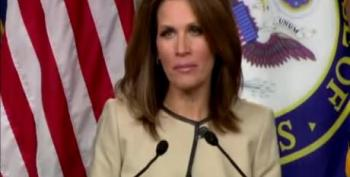 Bachmann: 'I've Been Part Of The Real World Throughout My Life'