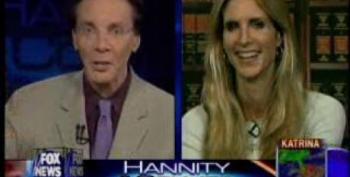 Ann Coulter Calls New Yorkers 'Cowards' 08/24/05