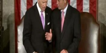 Video Catches Boehner Bragging About Golf Before Obama's Speech