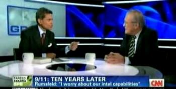 Rumsfeld Suggests Iraq Was 'Hospitable' To Al Qaeda Before U.S. Ivasion