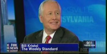 More Cheerleading For The Military Industrial Complex From Bill Kristol