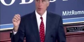 Romney Promises To Outlaw Political Contributions From Union Dues