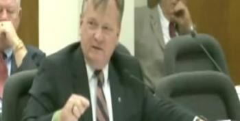NC GOP Lawmaker: Gays Could 'Lose Rights' Without Marriage Ban