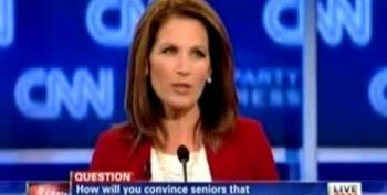 Bachmann: 'Obama Stole Over $500 Billion'