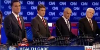 Tea Party Audience Cheers Idea Of Leaving A Sick Uninsured Man To Die