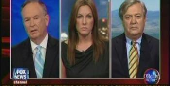 O'Reilly Pushes Fox 'Democrats' To Condemn Krugman And Hedges