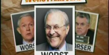 Olbermann Blasts Rumsfeld For Saying He Canceled NYT Subscription After Reading Krugman Column On 9-11