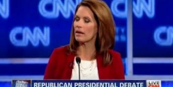 "Bachmann Hammers Rick Perry Over ""Government Injections"""