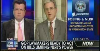 Tom Coburn Compares NLRB Boeing Decision To 'Near Socialist, Marxist State'
