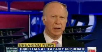 David Gergen: Many 'Horrified' By Republican Debate