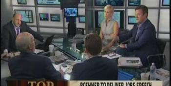 Scarborough And Cramer Slam President Obama For Not Understanding How To Promote Job Creation