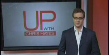Chris Hayes Gives Viewers A Reason To Tune Into MSNBC On The Weekends