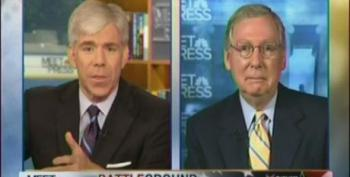 Gregory Gives McConnell A Pass On Weighing In On Audiences Cheering Death At GOP Debates