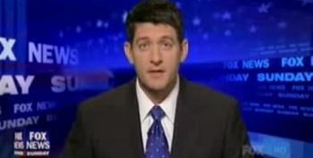 Paul Ryan Supports Plan To Let Unemployed Work For Free