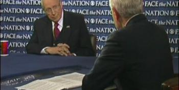 Bob Schieffer Allows Cheney's Revisionist History On Iraq To Go Unchecked