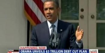 Obama: 'This Is Not Class Warfare; It's Math'
