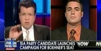 Tea Party Candidate: 'Boehner Is A Socialist'