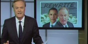 Lawrence O'Donnell Explains Why We're Not Going To Get Rid Of Bill O'Reilly If His Taxes Go Up