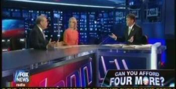 Hannity And His Panel Have Themselves A Whine-Fest Over The Rich Paying More Taxes