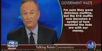 While Troy Davis Was Potentially Being Executed, Bill O'Reilly Was Still Harping About His Taxes Going Up