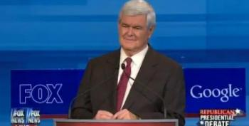 Newt Gingrich: People Shouldn't Get Paid 99 Weeks To Do Nothing