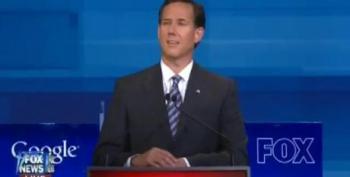 Audience Boos Gay Soldier At GOP Debate