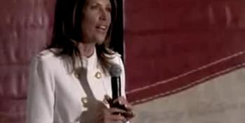 Bachmann: Conservatives 'Don't Have To Sit On The Back Of The Bus'
