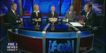 Hume, Kristol And Stoddard All Claim 'Grand Bargain' With Republicans Would Help Obama Get Reelected