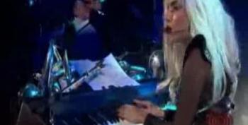 Lady Gaga Sings Tribute To Gay Teen Who Was Bullied To Death
