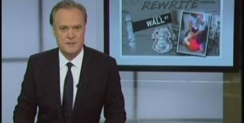 Lawrence O'Donnell Goes After Police Brutality In His Rewrite Segment