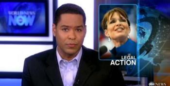 ABC: Palin Threatens To Sue McGinniss