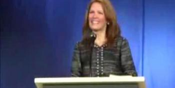 Bachmann Suggests Liberty University The Greatest 'In The History Of The World'
